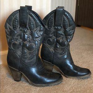 Very Volatile Denver cowboy boots